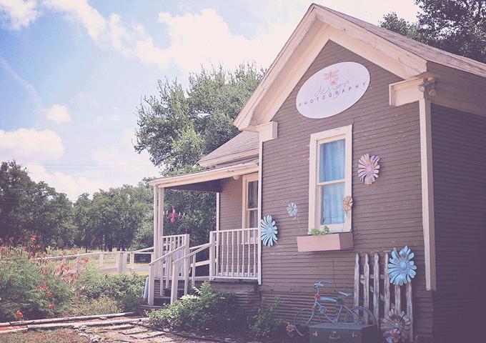 Unique studio located in San Antonio